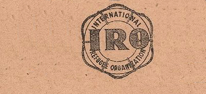 The migration files of the IRO