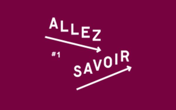 Festival Allez Savoir, EHESS