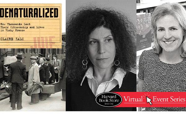 Virtual Event: Claire Zalc presenting Denaturalized