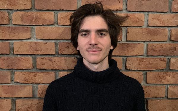 Tymoteusz Skowronski, new member of the Team