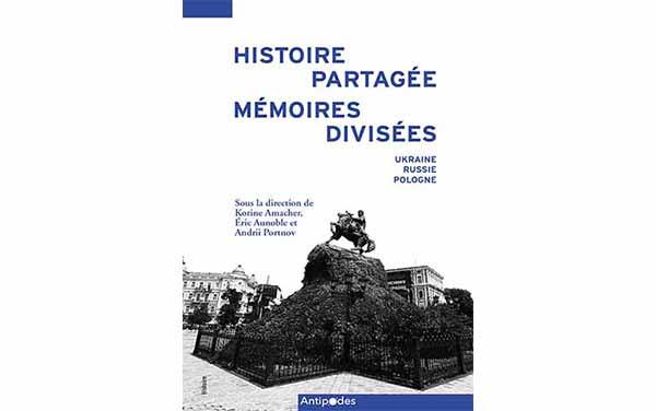 Book release Histoire partagée, mémoires divisées