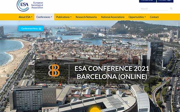 European Sociological Association Conference