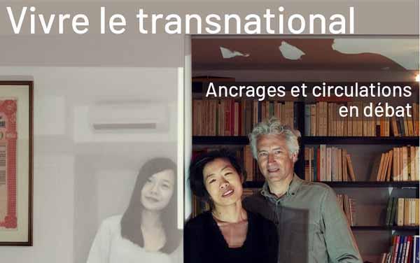 Participation d'Adèle Sutre à la journée scientifique Vivre le transnational